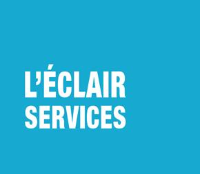 L'éclair services